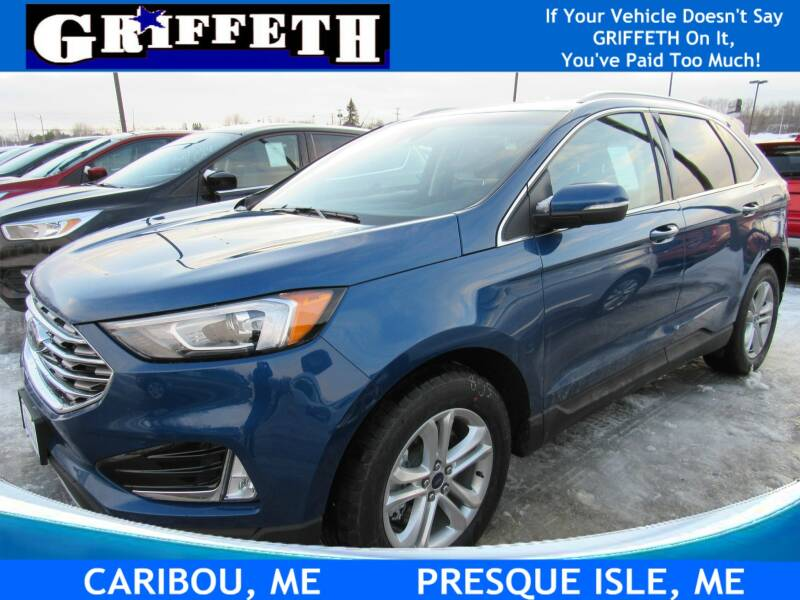 2020 Ford Edge for sale at Griffeth Ford in Presque Isle ME
