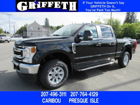 2020 Ford F-250 Super Duty for sale at Griffeth Ford in Presque Isle ME