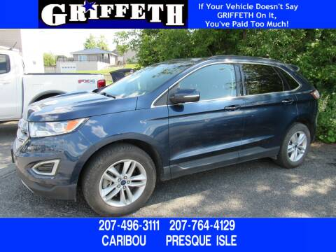 2017 Ford Edge for sale at Griffeth Ford in Presque Isle ME