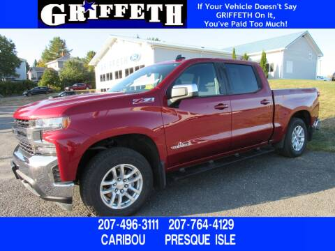 2020 Chevrolet Silverado 1500 for sale at Griffeth Ford in Presque Isle ME