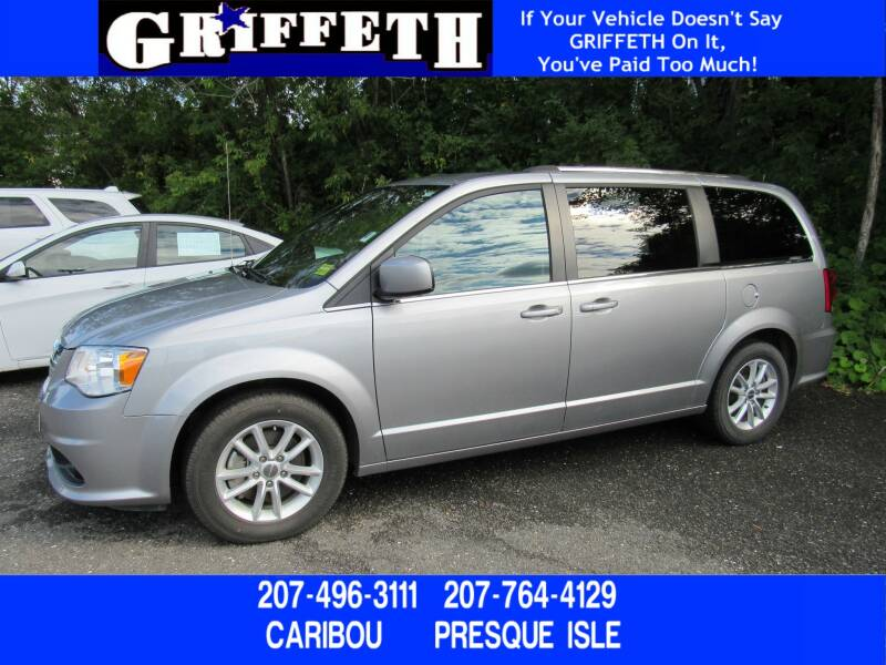 2019 Dodge Grand Caravan for sale at Griffeth Ford in Presque Isle ME