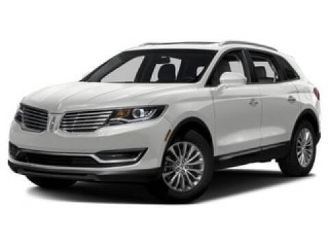 2017 Lincoln MKX for sale at Griffeth Ford in Presque Isle ME