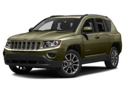2016 Jeep Compass for sale at Griffeth Ford in Presque Isle ME