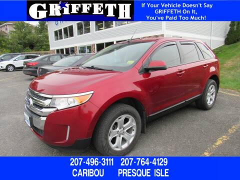 2013 Ford Edge for sale at Griffeth Ford in Presque Isle ME