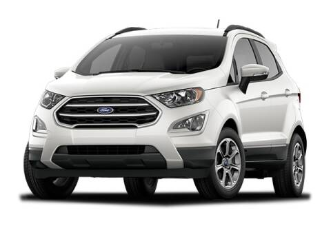 2018 Ford EcoSport for sale at Griffeth Ford in Presque Isle ME