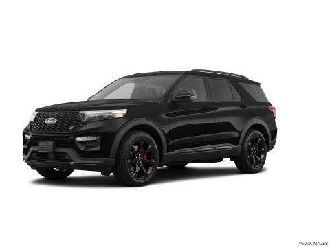 2020 Ford Explorer for sale at Griffeth Ford in Presque Isle ME