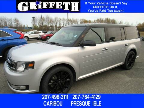 2017 Ford Flex for sale at Griffeth Ford in Presque Isle ME