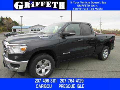 2019 RAM Ram Pickup 1500 for sale at Griffeth Ford in Presque Isle ME