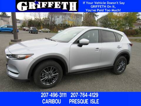 2020 Mazda CX-5 for sale at Griffeth Ford in Presque Isle ME