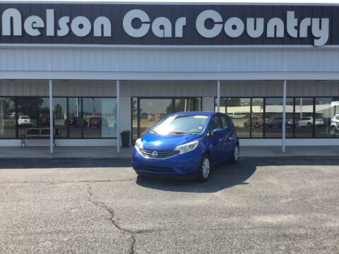 2015 Nissan Versa Note for sale at Nelson Car Country in Bixby OK