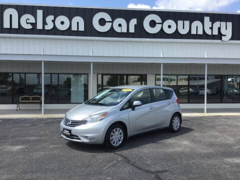 2014 Nissan Versa Note for sale at Nelson Car Country in Bixby OK