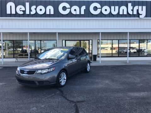 2013 Kia Forte5 for sale at Nelson Car Country in Bixby OK