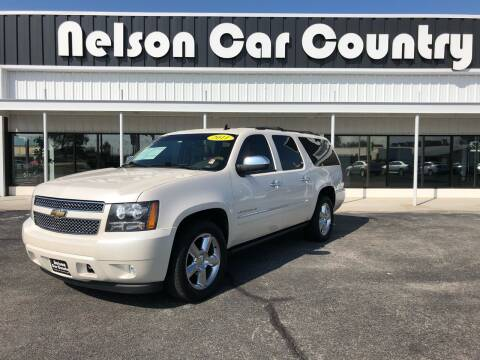 2011 Chevrolet Suburban for sale at Nelson Car Country in Bixby OK