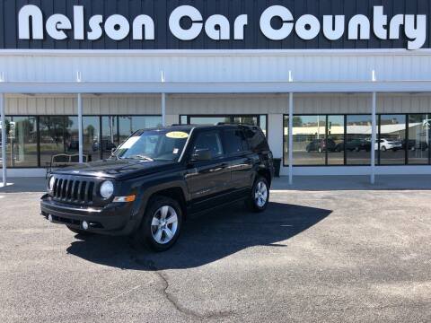 2014 Jeep Patriot for sale at Nelson Car Country in Bixby OK