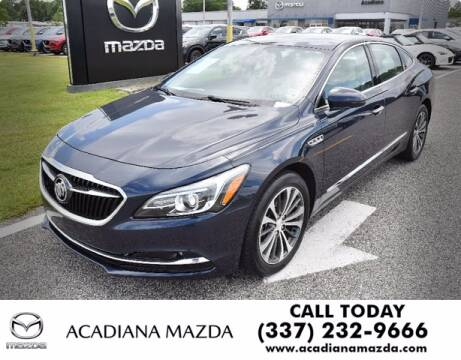 2017 Buick LaCrosse for sale at Acadiana Automotive Group in Lafayette LA