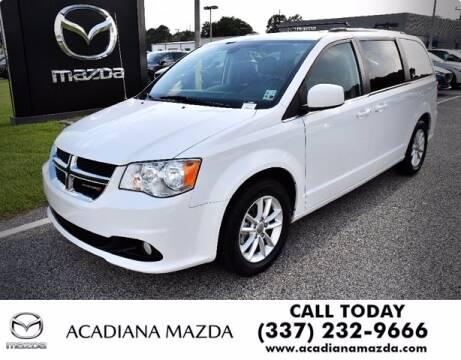 2019 Dodge Grand Caravan for sale at Acadiana Automotive Group in Lafayette LA