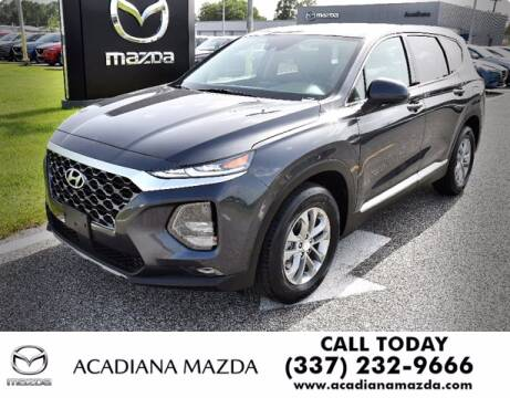 2020 Hyundai Santa Fe for sale at Acadiana Automotive Group in Lafayette LA