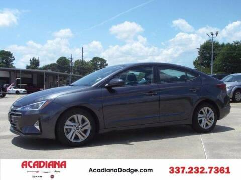 2020 Hyundai Elantra for sale at Acadiana Automotive Group - Acadiana DCJRF Lafayette in Lafayette LA