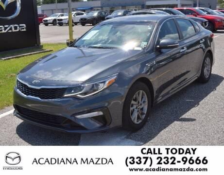 2020 Kia Optima for sale at Acadiana Automotive Group in Lafayette LA