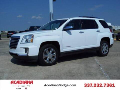 2016 GMC Terrain for sale at Acadiana Automotive Group - Acadiana DCJRF Lafayette in Lafayette LA
