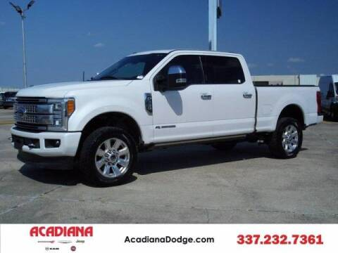 2017 Ford F-250 Super Duty for sale at Acadiana Automotive Group - Acadiana DCJRF Lafayette in Lafayette LA
