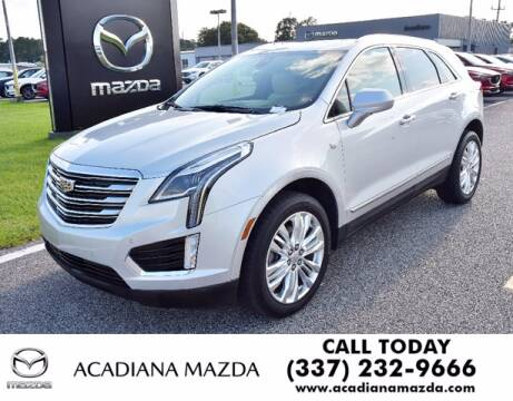2019 Cadillac XT5 for sale at Acadiana Automotive Group in Lafayette LA