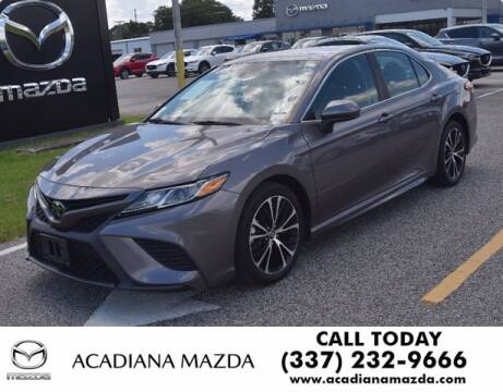 2019 Toyota Camry for sale at Acadiana Automotive Group in Lafayette LA
