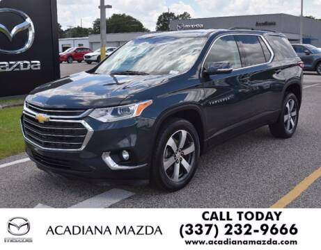 2020 Chevrolet Traverse for sale at Acadiana Automotive Group in Lafayette LA