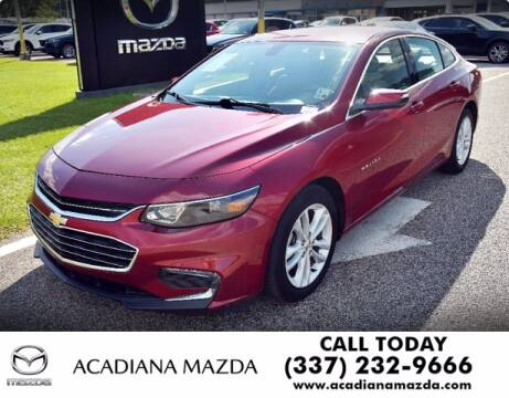 2018 Chevrolet Malibu for sale at Acadiana Automotive Group in Lafayette LA