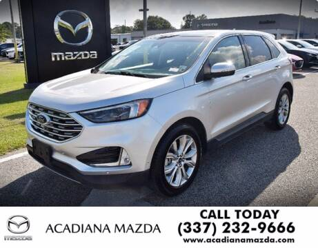 2019 Ford Edge for sale at Acadiana Automotive Group in Lafayette LA