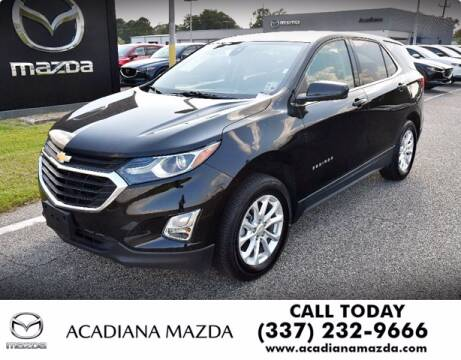 2020 Chevrolet Equinox for sale at Acadiana Automotive Group in Lafayette LA
