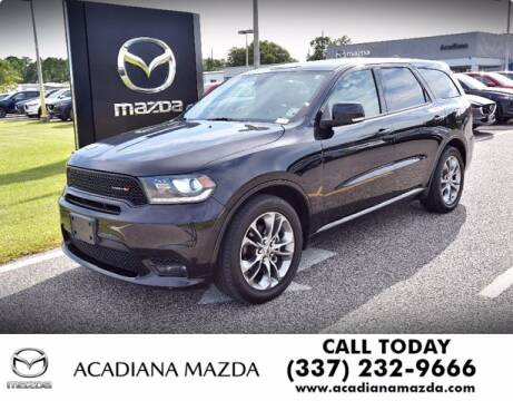 2019 Dodge Durango for sale at Acadiana Automotive Group in Lafayette LA