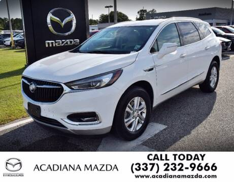 2020 Buick Enclave for sale at Acadiana Automotive Group in Lafayette LA