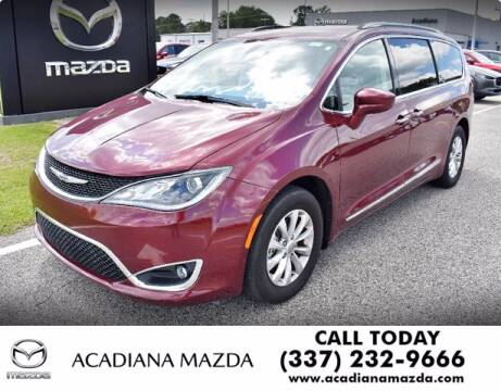 2019 Chrysler Pacifica for sale at Acadiana Automotive Group in Lafayette LA