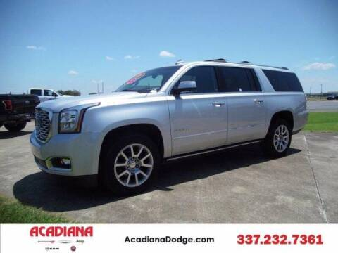 2020 GMC Yukon XL for sale at Acadiana Automotive Group - Acadiana DCJRF Lafayette in Lafayette LA