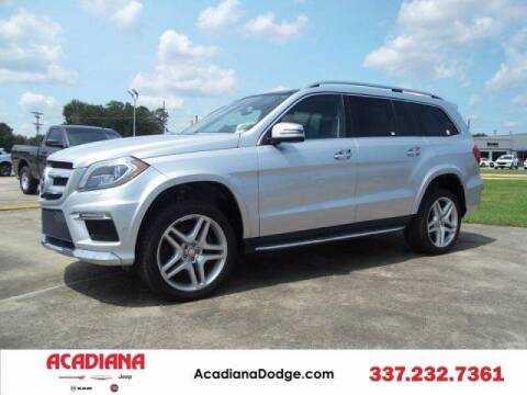 2015 Mercedes-Benz GL-Class for sale at Acadiana Automotive Group - Acadiana DCJRF Lafayette in Lafayette LA