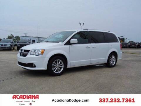 2019 Dodge Grand Caravan for sale at Acadiana Automotive Group - Acadiana DCJRF Lafayette in Lafayette LA