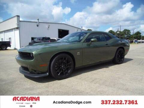 2019 Dodge Challenger for sale at Acadiana Automotive Group - Acadiana DCJRF Lafayette in Lafayette LA