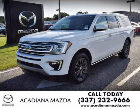 2020 Ford Expedition MAX for sale at Acadiana Automotive Group in Lafayette LA