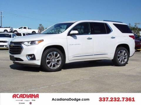 2018 Chevrolet Traverse for sale at Acadiana Automotive Group - Acadiana DCJRF Lafayette in Lafayette LA