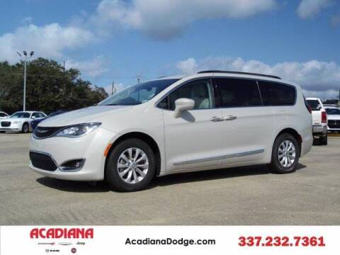 2017 Chrysler Pacifica for sale at Acadiana Automotive Group - Acadiana DCJRF Lafayette in Lafayette LA