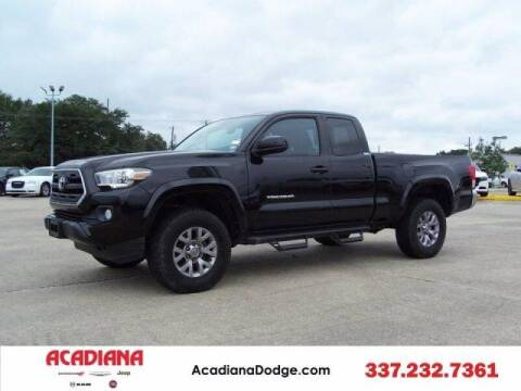2016 Toyota Tacoma for sale at Acadiana Automotive Group - Acadiana DCJRF Lafayette in Lafayette LA
