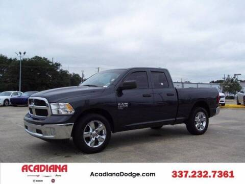 2019 RAM Ram Pickup 1500 Classic for sale at Acadiana Automotive Group - Acadiana DCJRF Lafayette in Lafayette LA