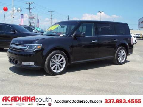 2019 Ford Flex for sale at Acadiana Automotive Group - Acadiana Dodge Chrysler Jeep Ram Fiat South in Abbeville LA