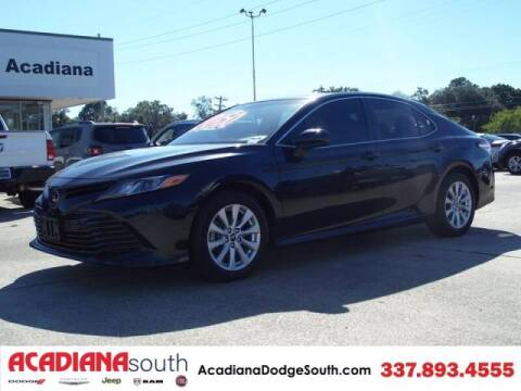 2018 Toyota Camry for sale at Acadiana Automotive Group - Acadiana Dodge Chrysler Jeep Ram Fiat South in Abbeville LA