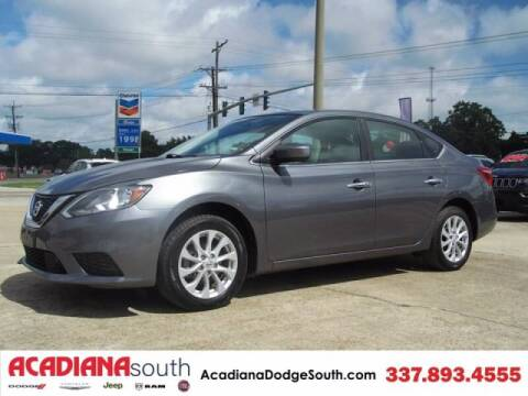 2019 Nissan Sentra for sale at Acadiana Automotive Group - Acadiana Dodge Chrysler Jeep Ram Fiat South in Abbeville LA