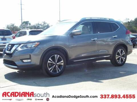 2017 Nissan Rogue for sale at Acadiana Automotive Group - Acadiana Dodge Chrysler Jeep Ram Fiat South in Abbeville LA