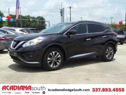 2017 Nissan Murano for sale at Acadiana Automotive Group - Acadiana Dodge Chrysler Jeep Ram Fiat South in Abbeville LA