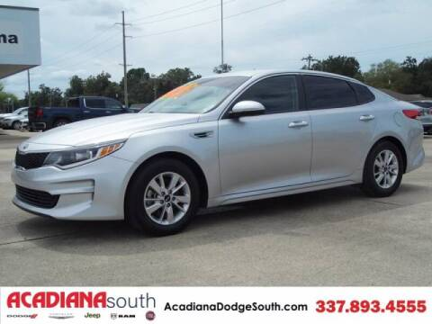2017 Kia Optima for sale at Acadiana Automotive Group - Acadiana Dodge Chrysler Jeep Ram Fiat South in Abbeville LA