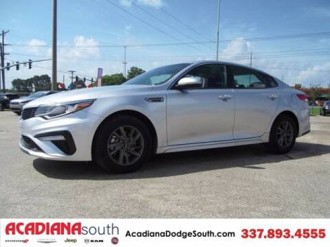 2020 Kia Optima for sale at Acadiana Automotive Group - Acadiana Dodge Chrysler Jeep Ram Fiat South in Abbeville LA